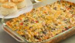 Breakfast Casserole: everything you love in one dish