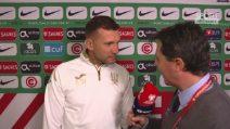 """Shevchenko:""""Milan, il mio erede è Piatek"""""""