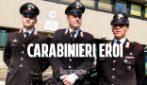 """Bus in fiamme, il racconto dei carabinieri eroi: """"Così abbiamo salvato 50 bambini dall'inferno"""""""