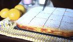 Quadrotti ricotta e limone: un gusto leggero che vi conquisterà
