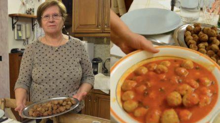 Polpette fritte e al sugo di nonna Maria: due versioni formidabili
