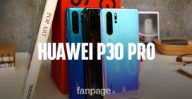 Huawei P30 e P30 Pro: tutto quello che devi sapere sui nuovi top di gamma