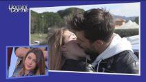 Uomini e Donne, scatta un bacio tra Andrea Zelletta e Klaudia Poznanska