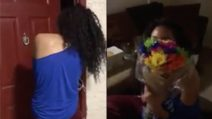 Comprano casa insieme: la sorpresa incredibile alla sua fidanzata