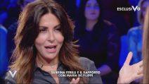 Sabrina Ferilli e il rapporto con Maria De Filippi