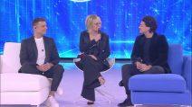 Amici 18, Ricky Martin e Vittorio Grigolo: intervista doppia a suon di bacino