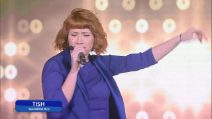 Amici 18, Tish canta 'Think'