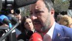 """Milano, Salvini: """"Ramy? Lo incontro a telecamere spente e non come Fazio"""""""