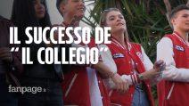 """""""Il Collegio 3"""", Giulia ed Esteban: """"Noi travolti dal successo"""""""