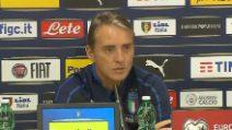 """Nazionale, Roberto Mancini: """"Quagliarella merita di essere qui"""""""