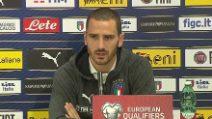 """Leonardo Bonucci: """"Kean ha fatto bene a restare alla Juve"""""""