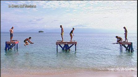 Caos all'Isola, invalidata la prova: le naufraghe costrette a ripetere il gioco