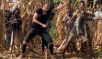 La coreografa che aiuta i bambini in Uganda:il duetto con l'alunno è spettacolare