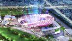 Gioiellino da 25 mila posti: il nuovo stadio del club di David Beckham