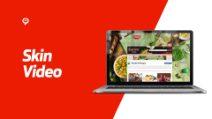 Skin Video Desktop per Findus