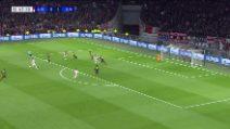 Champions, i gol e gli highlights del mercoledì di Coppa