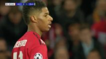 Champions, Manchester United-Barcellona 0-1: gol e highlights