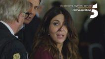 Sabrina Ferilli nella fiction 'L'amore strappato'