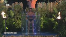 La seconda prova immunità nella finale dell'Isola: Marina resiste in apnea solo 2 secondi