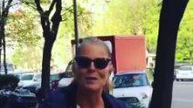 """Marina La Rosa al rientro dall'Isola dei famosi 2019: """"Sono una figa pazzesca"""""""