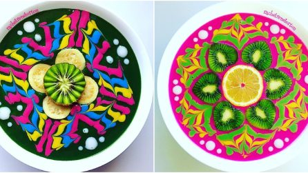 Colourful smoothie bowls: too cool to eat!