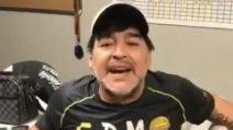 Il messaggio di Maradona per il compleanno del Boca Juniors