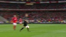 Europa League, Benfica-Eintracht Francoforte 4-2: gol e highlights nel segno di Joao Felix