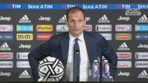 """Allegri contento a metà dopo Juve-Milan: """"Ci siamo fatti gol da soli. Bene Kean"""""""