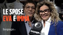 Eva Grimaldi e Imma Battaglia: il nostro matrimonio, un messaggio per i politici ipocriti