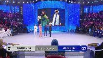Alberto e Tish imitano Al Bano e Romina