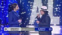 Al Bano duetta Alberto nella seconda puntata di Amici 2019