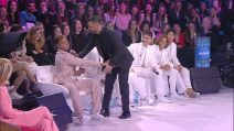 Pio e Amedeo nella seconda puntata di Amici 2019, il momento con Ricky Martin è hot