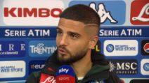 """Insigne: """"Amo Napoli e voglio restare. Raiola? Io frainteso"""""""