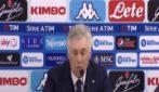 """Napoli, Ancelotti: """"Occorre cambiare velocemente o con l'Arsenal sarà dura"""""""