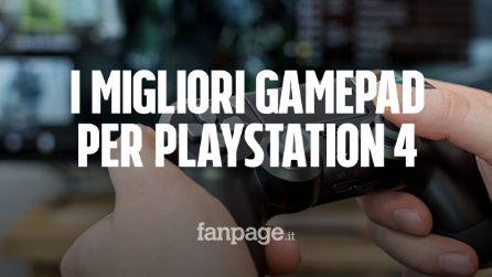 Migliori controller PS4: guida all'acquisto per fascia di prezzo e funzionalità