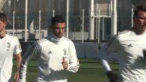 """Juve verso la Champions, Cancelo: """"Sto bene, sono pronto per l'Ajax"""""""