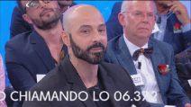 Uomini e Donne, Fabrizio Cilli si presenta per conoscere Gemma Galgani