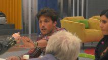 """Grande Fratello - Lite furiosa tra Daniele a Cristian: """"Parla piano perché ti mangio"""""""