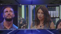 Grande Fratello - Francesca De Andrè difende Alex Belli contro Mila Suarez