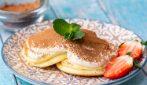 Pancakes tiramisù: morbidi, facili e cremosi!
