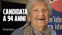 """Maria Teresa scende in politica a 94 anni: """"Salvini mi ricorda Mussolini"""""""