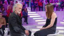 """Riccardo Fogli a """"Verissimo"""": """"Rispetto per mia moglie Karin"""""""