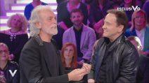 Verissimo, Roby Facchinetti fa una sorpresa a Riccardo Fogli