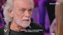 """Verissimo, Riccardo Fogli a Marina La Rosa: """"Ti ricorderanno come la gatta morta"""""""