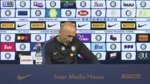 """Inter, Spalletti: """"Lautaro è pronto. Futuro? Dopo la Champions"""""""