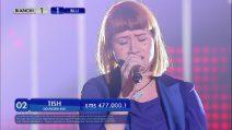"Amici - Tish canta ""Zombie"""