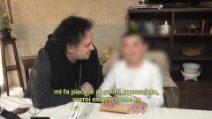 Enzo Avitabile incontra Francesco Arrichiello, il suo piccolo fan non vedente di Arzano