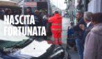 Napoli, donna partorisce in un bar a piazza Garibaldi: carabinieri l'aiutano a far nascere il bimbo