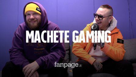 Dal rap ai videogiochi: Machete Crew sbarca su Twitch con Fortnite