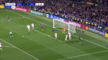 Champions, Barcellona-Manchester United 3-0: gol e highlights